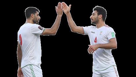 رندر تیمی تیم ملی ایران