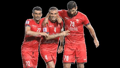 رندر تیمی پرسپولیس تهران