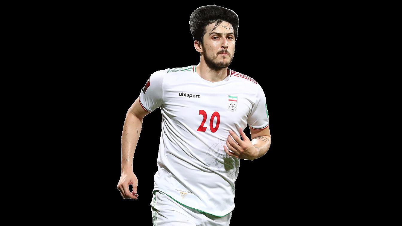 Render Sardar Azmoun