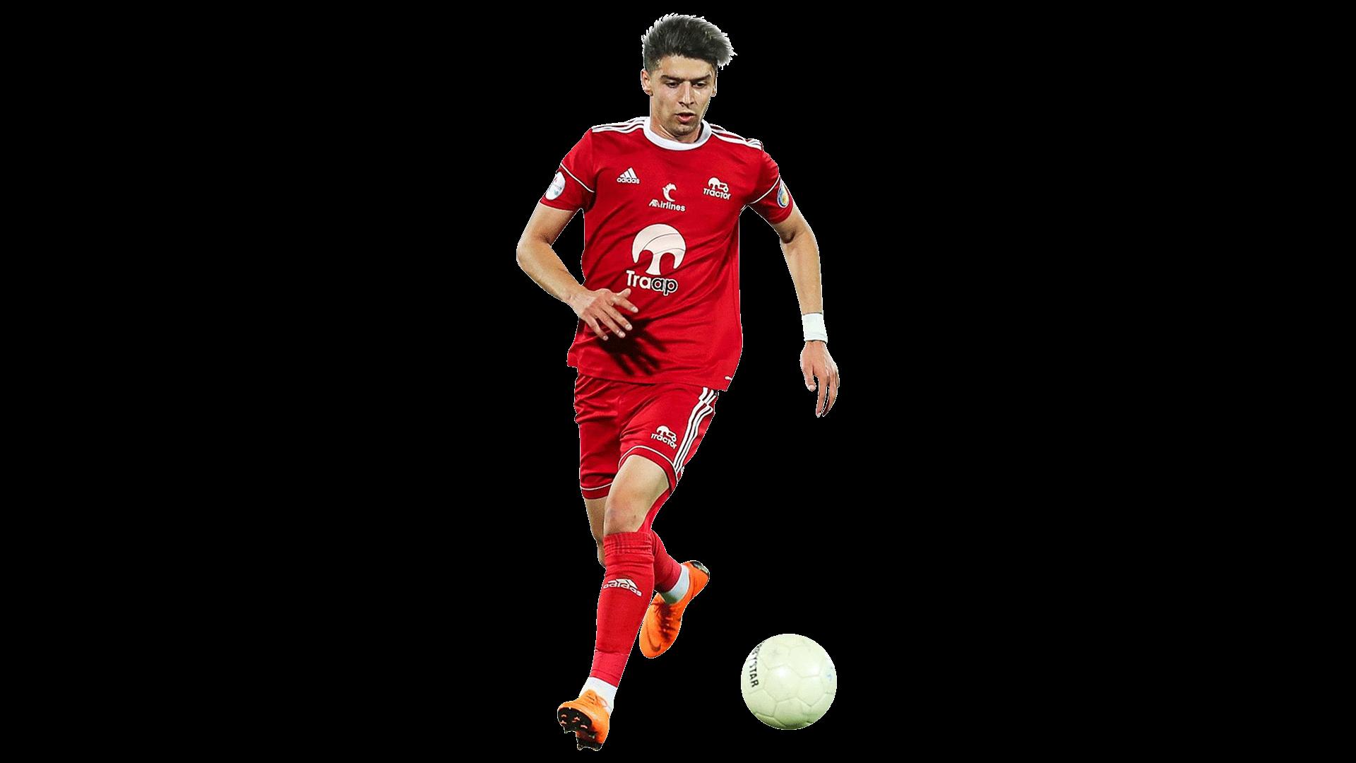 Render Saeid Mehri