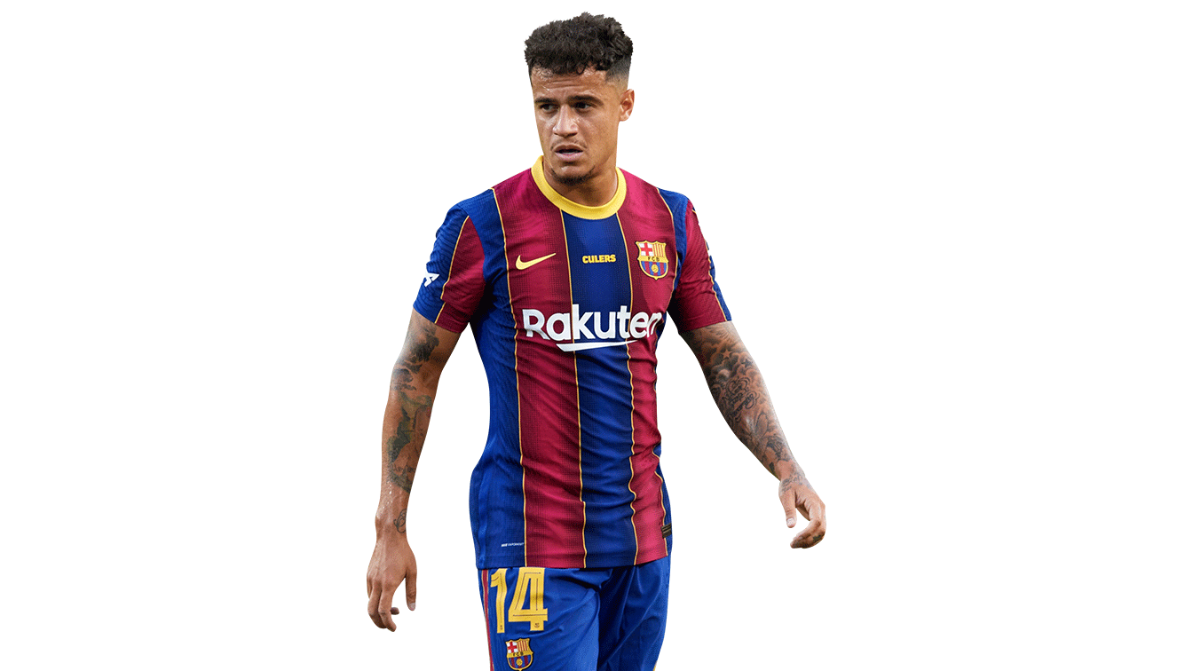 Render Philippe Coutinho