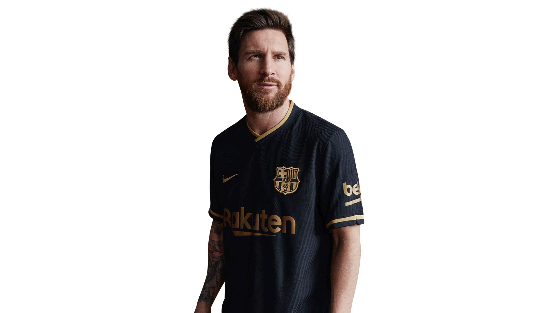 Render Lionel Messi