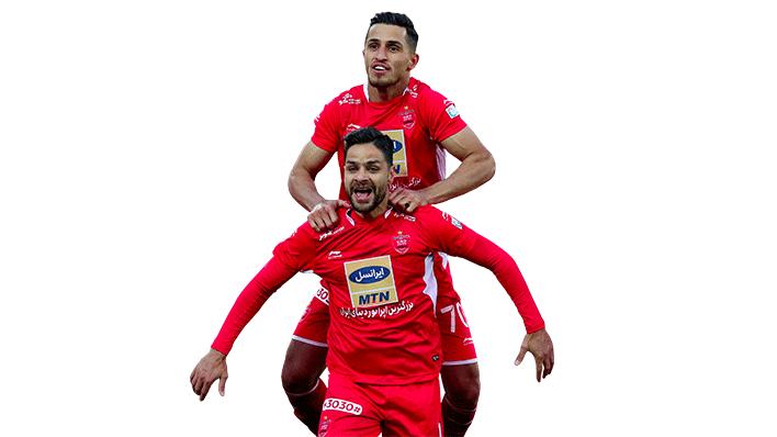 Kamal Kamyabinia & Ali Alipour