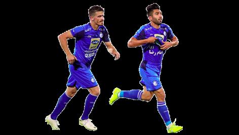 Vouria Ghafouri & Farshid Esmaeili