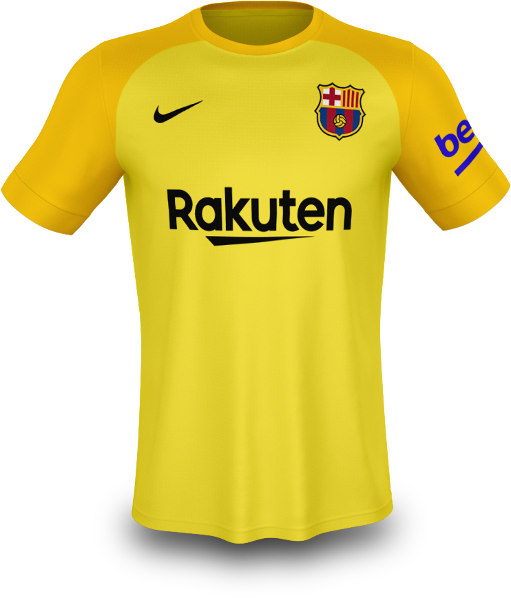 مجموعه کیت شماتیک بارسلونا 2018/19