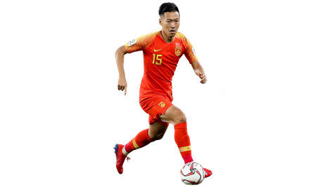 Render Wu Xi China player
