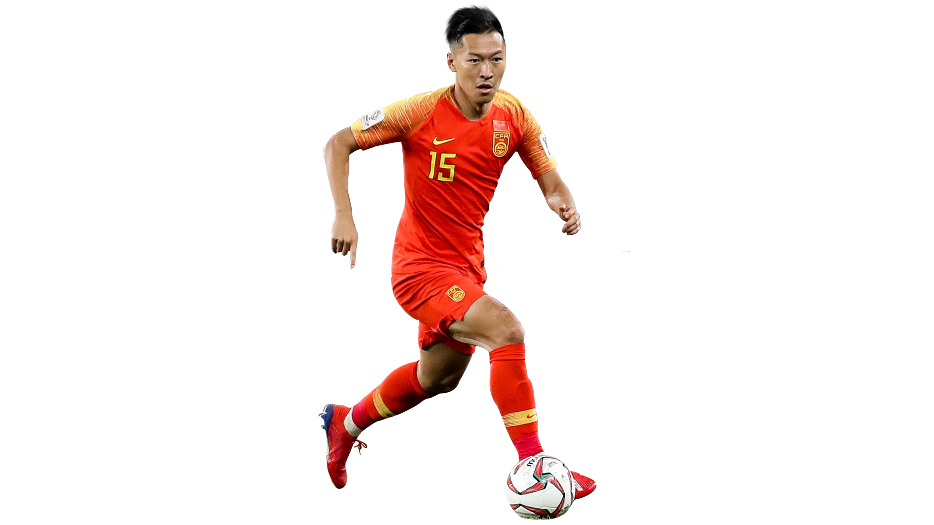 Render Wu Xi China player