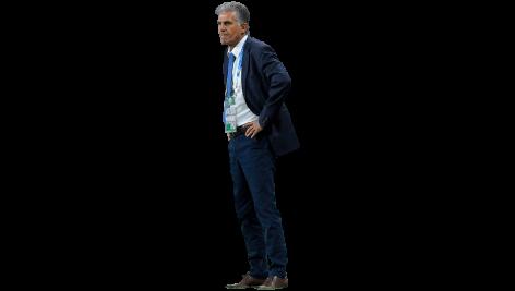 Render Carlos Queiroz