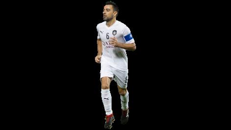 Render Xavi Hernandez