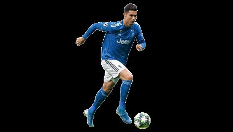 Cristiano Ronaldo No.4