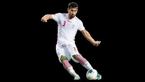 Ehsan Hajsafi No.2