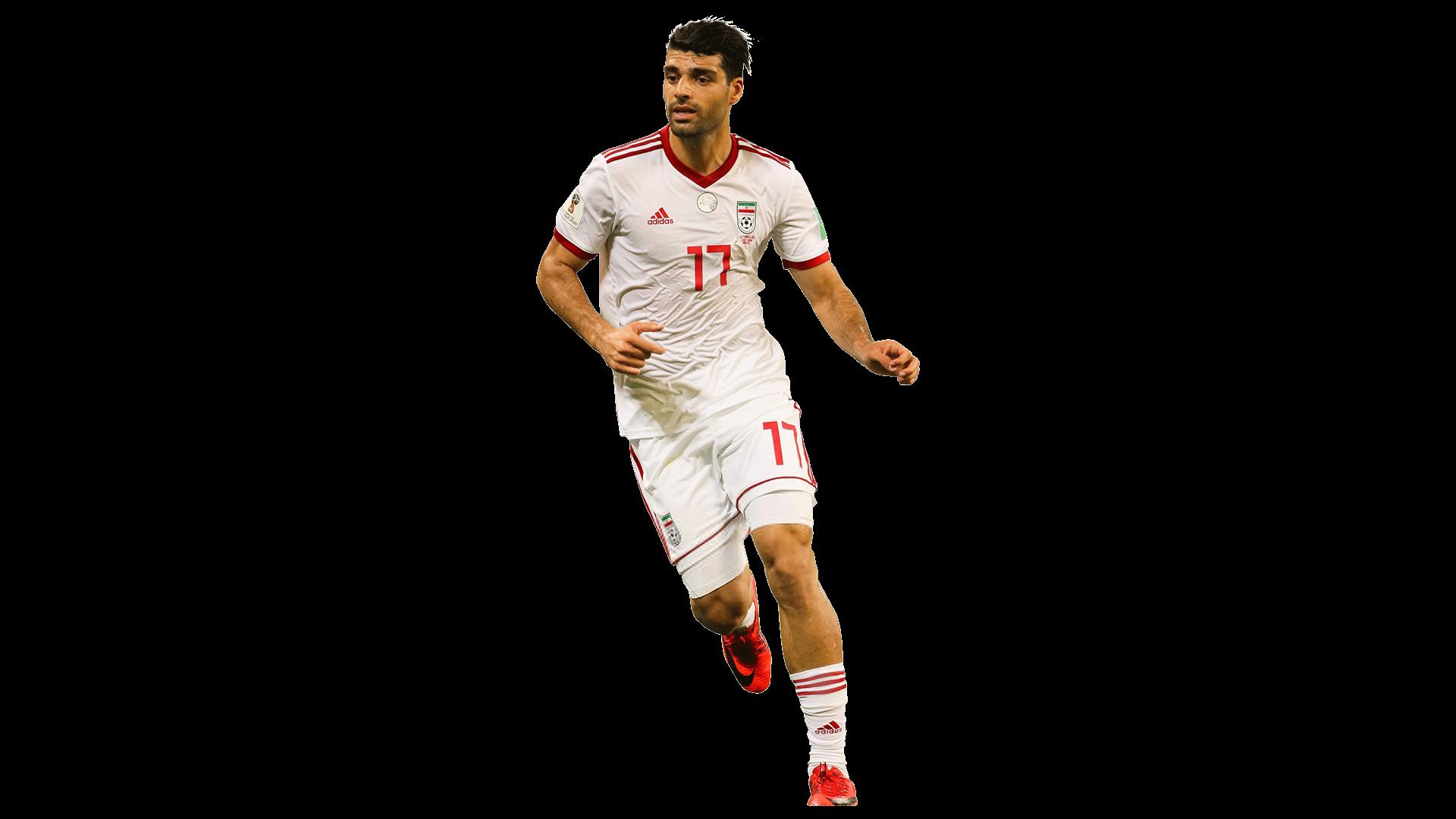 Mehdi Taremi No.1