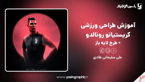 Design training by Cristiano Ronaldo