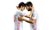 Render Sardar Azmoun & Karim Ansarifard