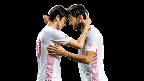 Sardar Azmoun & Karim Ansarifard