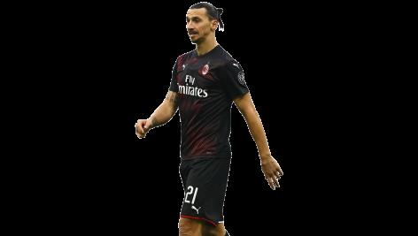 Render Zlatan Ibrahimovic